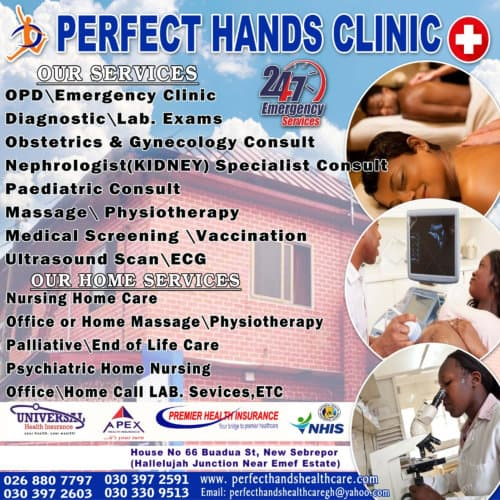 our services flyer