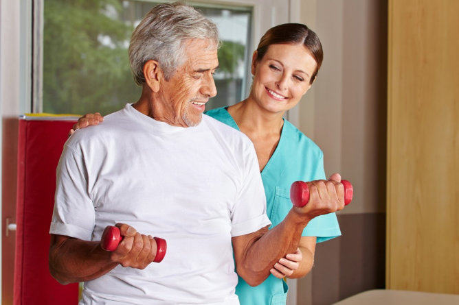 Physical and Occupational Therapy: The Differences